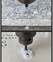 رؤوس مثقاب للمثقاب الجاف بقطع الماس بفتحة 5 مم للزجاج/بلاط البورسلين / السيراميك/الجرانيت/الرخام من Xingsiyue : Amazon.ae: الأدوات وتحسين المنزل