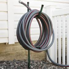 garden hose stand. Modren Hose Amazoncom  Stalwart In The Ground Hose Management Bracket 50u0027 Capacity  Garden U0026 Outdoor Intended Stand H