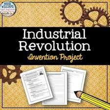 best industrial revolution images history  industrial revolution activity students really enjoy this assignment where they become an inventor from the