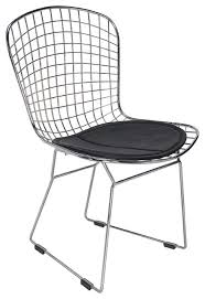 modern metal furniture. Innovative Modern Metal Dining Chairs Side Chair Hampton Furniture R