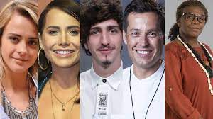 Diversos atores conhecidos no elenco de Floribella, que volta ao ar