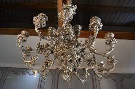 neo gothic style bronze chandelier antique chandeliers