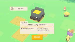 Pokemon Quest Recipes - Cooking in Pokemon Quest - Pokemon Quest Recipe  Ingredients Farming, Stew Recipes