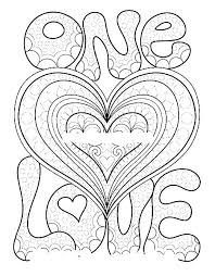 Peace Coloring Pages Sheets Dove Page Cool One Love Free Printable