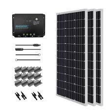 300 Watt 12 Volt <b>Solar</b> Starter <b>Kit</b> | Renogy <b>Solar</b>