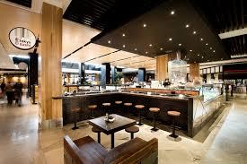 Sushi restaurant design