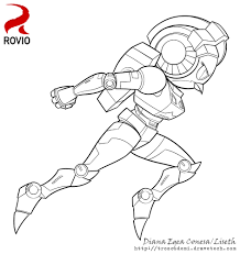 Angry Birds Transformers Coloring Pages - GetColoringPages.com