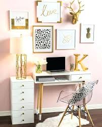 White And Gold Bedroom Gold And White Bedroom Packed With Rose Gold ...