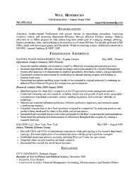 Medical School Resume Template