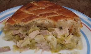 Turkey Ham Leftover Recipes The Ultimate Turkeyham And Leek Pieturkey Leftovers Part 1
