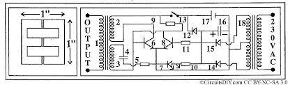 emergency light wiring diagram wiring diagram and hernes 6v emergency light block diagram car wiring schematic