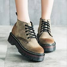 hot shoes women retro boots handmade ankle boots flat boots real genuine leather shoes women shoes plus size black ankle boots wedge shoes from tework