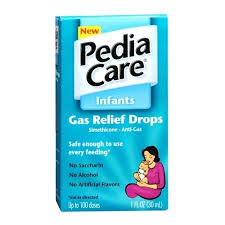 Pediacare Infants Gas Relief Drops 1 Oz