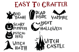 While many of these fonts are scary, there are some cute halloween fonts if you browse through them all. The Graveyard Spooky Font By Dmletter31 Thehungryjpeg Com Spooky Sponsored Graveyard Font Thehungryjpeg Halloween Fonts Spooky Font Halloween Icons