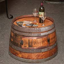 Image Losangeleseventplanning Natural Reclaimed Half Wine Barrel Coffee Table Indiamart Natural Reclaimed Half Wine Barrel Coffee Table Id 18330969997
