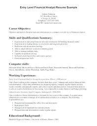 general job objective resume examples summary and objective in resume work objective for resume info