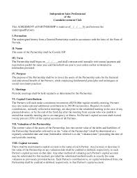 Investment Agreement Templates Investors Contract Sample