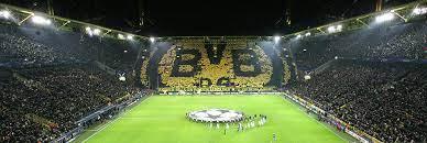 Borussia dortmund gmbh & co. Bvb 09 Stadium Signal Iduna Park Borussia Dortmund Bvb De