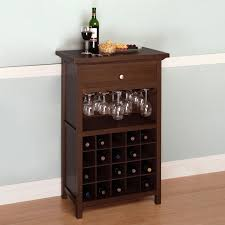 Winsome Wood 94441 Cabinet Wine Rack. View Larger ...  Lowe\u0027s Canada