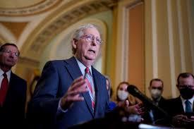 McConnell warns Yellen that GOP won't ...