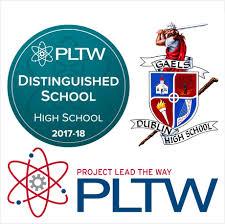 Pltw Dublin High School Receives 2017 18 Distinguished School
