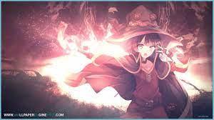 Megumin Anime ( 8p 8fps ) Wallpaper ...