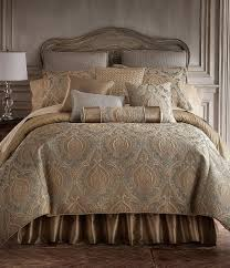 rose tree norwich damask striped comforter set