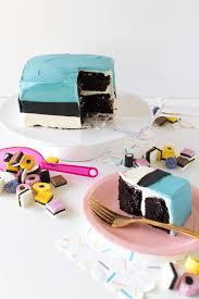 Liquorice Allsorts Cake Designs Licorice Allsorts Cakes