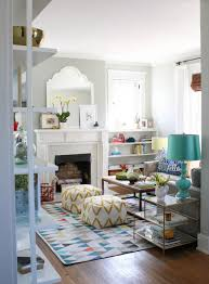 Mint Green Living Room Decor Colorful Living Room Makeover Home Decorating Painting Advice