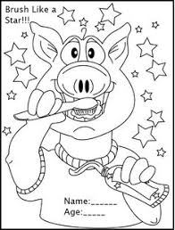 Small Picture Dentist Coloring Sheets To Print Its Coloring Activity Pges