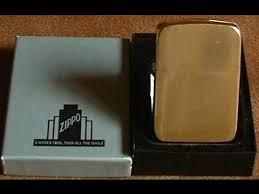 <b>Зажигалка бензиновая</b> Zippo Brass <b>Vintage</b> 1941B (Зиппо <b>Винтаж</b> ...