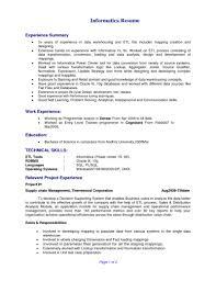 resume etl tester resume. informatica developer cover letter 65 images  cover letter