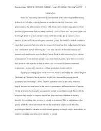 social psychology lab report 3