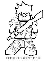 Small Picture Ninjago My Free Coloring Pages Pinterest