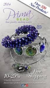 Prima Bead Winter 2014 by Prima Bead - issuu