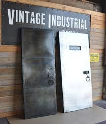industrial furniture design. custom doors by vintage industrial furniture design