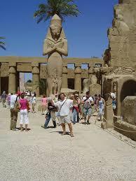 Египет География Египта Географическое положение картв Египта  Карнакский храм в Луксоре