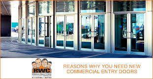doors in your building should be form fitting sy secure and well made your building especially if it s your commercial business is a vital part of