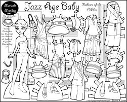 Small Picture 13 best Paper dolls images on Pinterest Paper Printable paper