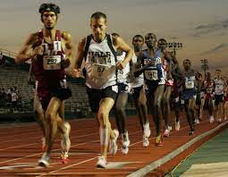 Aaron Batey Sets New School Record in the Mile at Arkansas Final Qualifier  - Little Rock Athletics