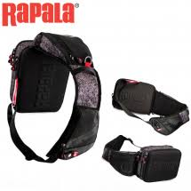 RAPALA <b>Multiple</b> Fishing Tackle Storage <b>Urban Classic</b> Sling <b>Bag</b>