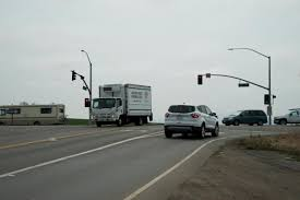 highway 156 at castroville boulevard is one of the top locations for car crashes in monterey county