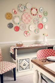 astounding ideas decorative plates for wall hanging display india racks kitchen