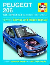 peugeot 206 fuse box diagram fuse diagram peugeot 206 petrol diesel 98 01 haynes repair manual