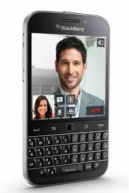 BlackBerry Classic zwart
