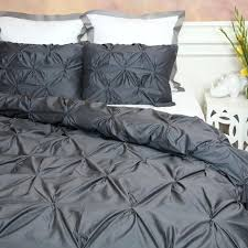 pintuck modern duvet covers ideas dark grey duvet cover set dark grey super king duvet cover