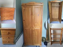bedroom furniture wardrobe drawers bedside locker