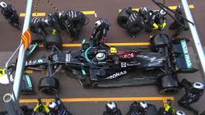 Valtteri bottas was born in nastola, finland. Bottas Wheel Nut Still Stuck To Mercedes Car Leaving Monaco Opera News