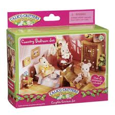 Superb Calico Critters Country Bedroom