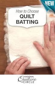 Tips for how to choose the right batting for your quilts >> www ... & Tips for how to choose the right batting for your quilts >>  www.nationalquilterscircle Adamdwight.com